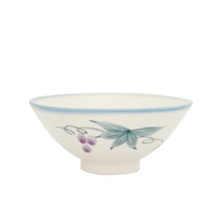 PEKOE飲食器-復古台灣碗.錐碗(葡萄)