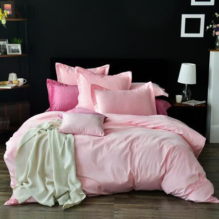 Neutral / Color 精梳絨 吉野櫻 雙人四件式床包被套組