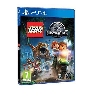 PS4 樂高:侏儸紀世界 人偶限定版 歐版英文版