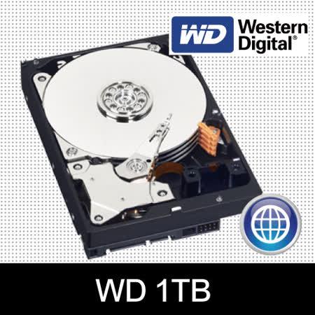 WD 1T SATA3 3.5吋內接式硬碟 (WD10EZEX 64M 藍標)