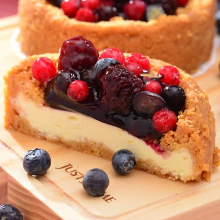 ❤艾波索-莓果樂園乳酪4吋❤使用日本北海道乳酪×紐西蘭頂級乳酪完美比例融合的無限乳酪為基底,中間鋪上主廚嚴選比利時藍莓醬,上層再灑上滿滿的綜合莓果