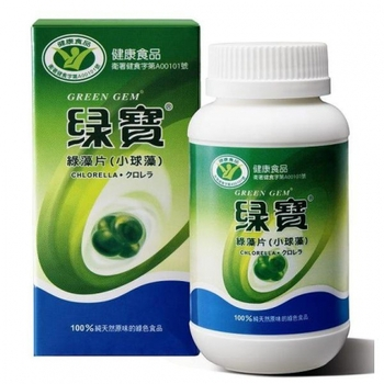 三多綠寶綠藻片(小球藻)360粒X2入 加贈40粒**純素可用