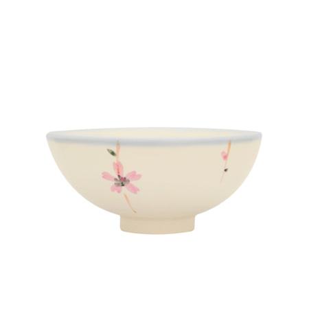 PEKOE飲食器-復古台灣碗.圓碗(櫻花)