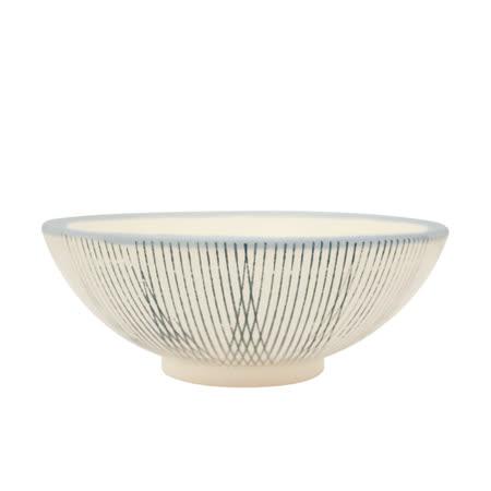 PEKOE飲食器-復古台灣碗.碗公(竹籬)