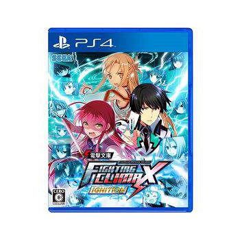 PS4 電擊文庫 FIGHTING CLIMAX IGNITION 亞洲日文版
