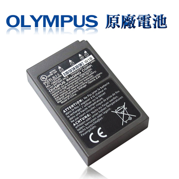 OLYMPUS BLS-5 / BLS5 專用相機原廠電池 (全新密封包裝) E-P3, E-PL5, E-PM2 , E-PL7 專用