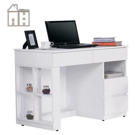 【勸敗】gohappy 線上快樂購AT HOME-卡迪3.5尺白色電腦書桌效果如何台南 遠 百 週年 慶