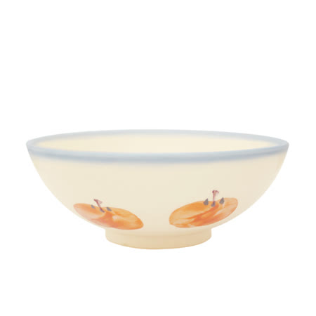PEKOE飲食器-復古台灣碗.碗公(紅柿)