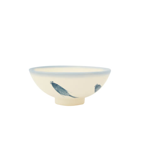 PEKOE飲食器-復古台灣碟.深碟(鯉魚)