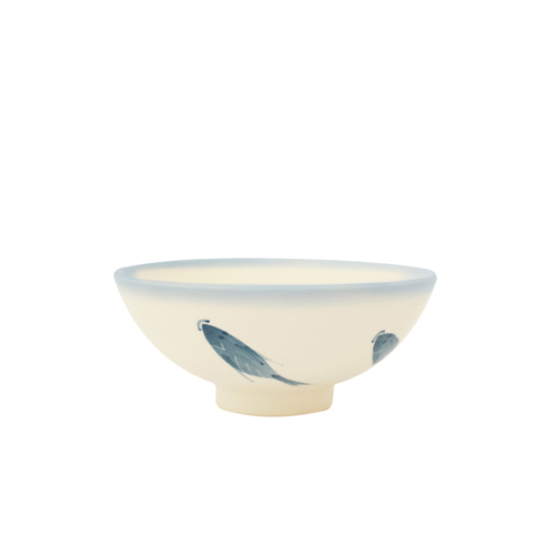 PEKOE飲食器-復古 碟.深碟(鯉魚)