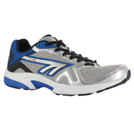 HI-TEC(男款) 英國戶外- (星幻銀)慢跑鞋R156 -A001742014