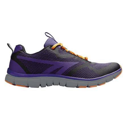 HI-TEC(女款) 英國戶外-無重力跑鞋HARAKA WEAVE (紫)A004509090