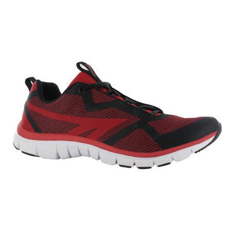 HI-TEC(男款) 英國戶外-無重力跑鞋HARAKA WEAVE (魔力紅)A004489021