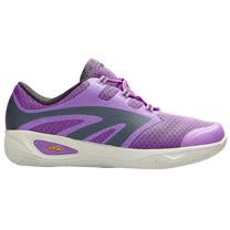 HI-TEC(女款)樂步鞋-V-LITE RIO RACE i戶外旅遊/休閒/健走(蘭花紫)O004540076
