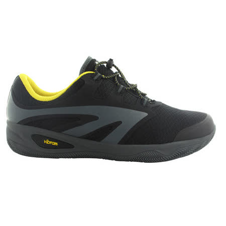 HI-TEC(男款)樂步鞋-V-LITE RIO RACE i戶外旅遊/休閒/健走(黑)O004538021