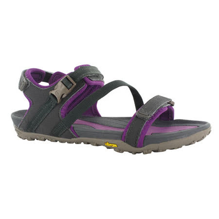 HI-TEC(女款)英國戶外水陸涼鞋-AURORA-紫O002974051