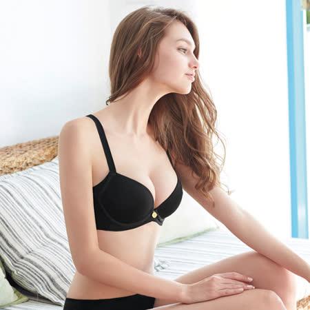 【曼黛瑪璉】16SS紓壓好動-保氧內衣  B-E罩杯(黑)