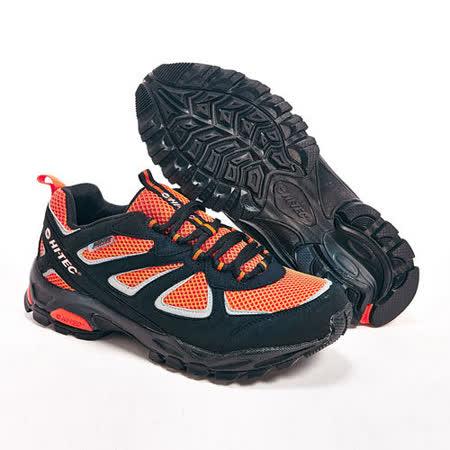 HI-TEC 英國戶外運動品牌 / GIRONA TRAIL WP 防潑水慢跑鞋(男) / O003394021