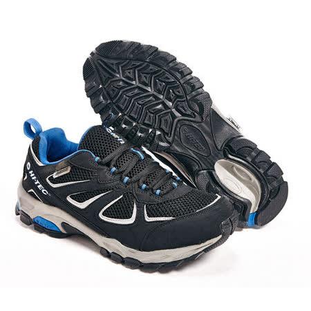 HI-TEC 英國戶外運動品牌 / GIRONA TRAIL WP 防潑水慢跑鞋(男) / O003394022