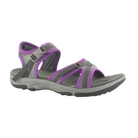 HI-TEC(女款)英國戶外水陸涼拖鞋/旅遊,溯溪,休閒,露營,海邊-O002351053