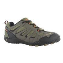 HI-TEC(男款)英國戶外(棕)郊山越野跑鞋O004818041