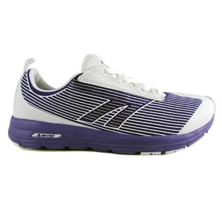 HI-TEC英國戶外(女/紫)LUCA輕量休閒慢跑鞋A002521011