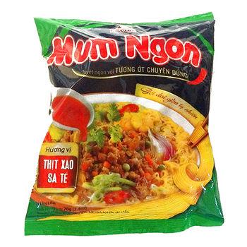 MUM NGON沙爹麵70g