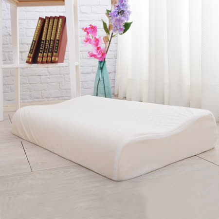 LooCa特大型頂級HT工學乳膠枕(1入)【送質感枕套2入】
