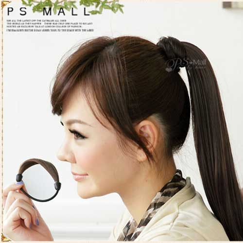 【PS Mall】韓國超人氣髮飾 假髮造型束髮套 (P044)