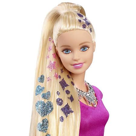 《MATTEL》閃耀長髮造型芭比