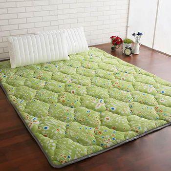 契斯特 新質感八公分超厚實京都日式床墊 -雙人(綠野方舟)