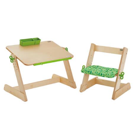 大將作 QMOMO 兒童遊戲桌椅組