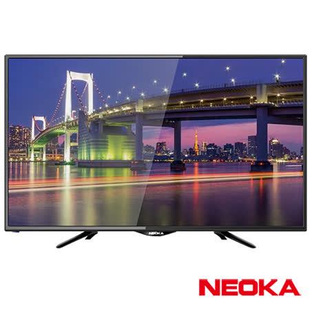 NEOKA新禾 32吋抗藍光液晶顯示器+視訊盒32NS100
