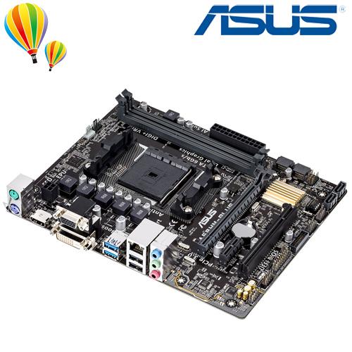 ASUS 華碩 A68HM~PLUS 主機板