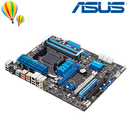 ASUS 華碩 M5A99X EVO R2.0 主機板 / AM3+腳位