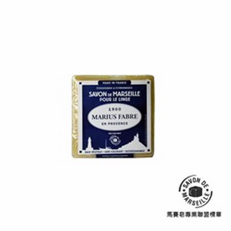 法國【MARIUS FABRE】法鉑棕櫚油經典馬賽皂/200G