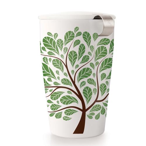 ~Tea Forte~卡緹茗茶杯~^(翠葉^) Kait Tea Brewing Syst
