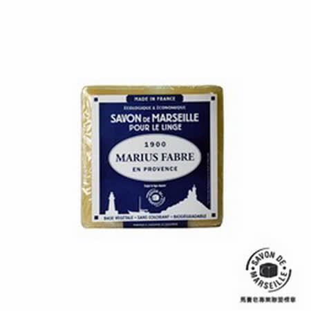 法國【MARIUS FABRE】法鉑棕櫚油經典馬賽皂/400G