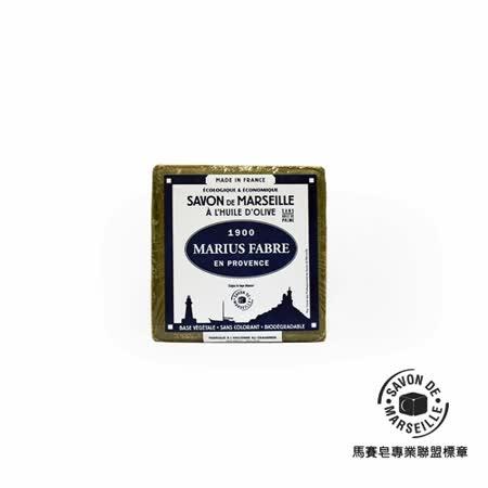 法國【MARIUS FABRE】法鉑橄欖油經典馬賽皂/200G