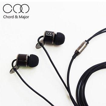 Chord & Major Major 813 搖滾樂調性 木質耳道式耳機