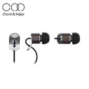 Chord & Major Major 713 爵士樂調性 木質 耳道式耳機