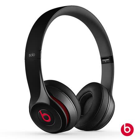 New Beats Solo2 耳罩式耳機-黑