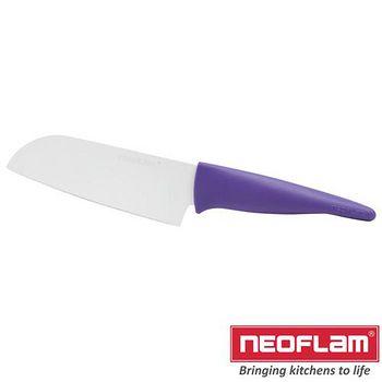 韓國Neoflam 可立式陶瓷塗層多冷凍刀 紫色