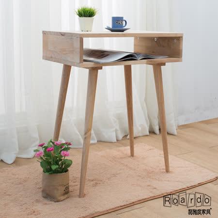 【諾雅度】原生實木2尺置物櫃(高腳/無抽屜)