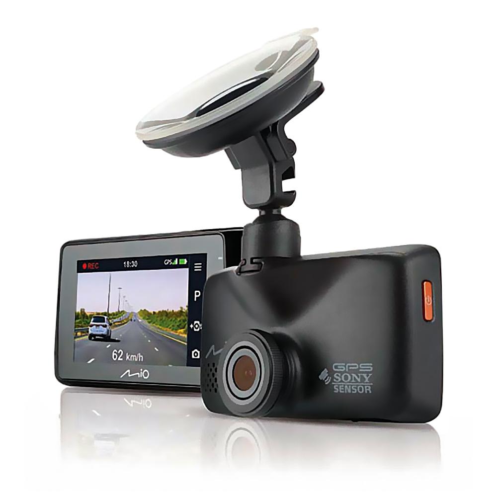 Mio MiVue™ 688 Sony感光元件 GPS測速雙預警行車記錄器~送32G 三孔