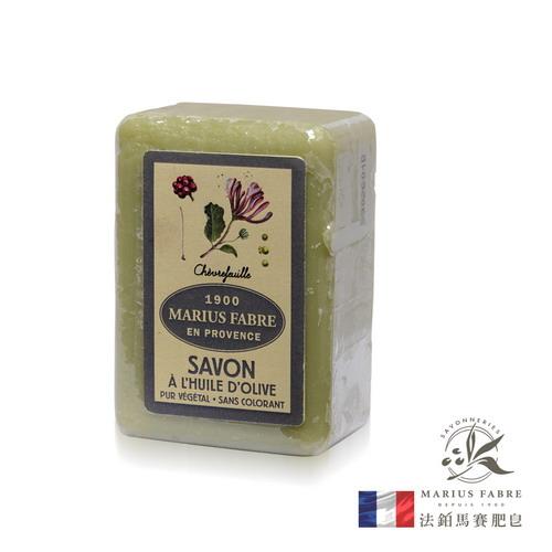 法國【MARIUS FABRE】法鉑天然草本忍冬橄欖皂150G