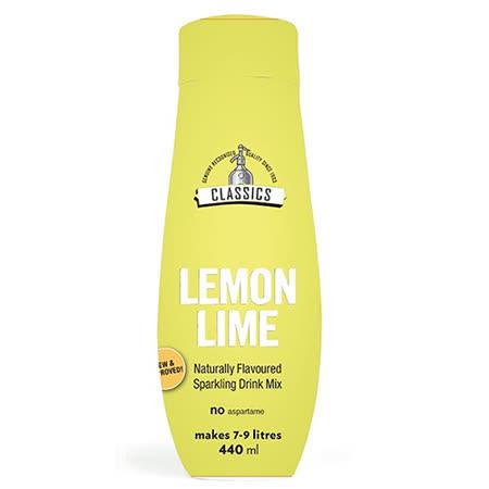SodaStream檸檬萊姆濃縮飲品440ML