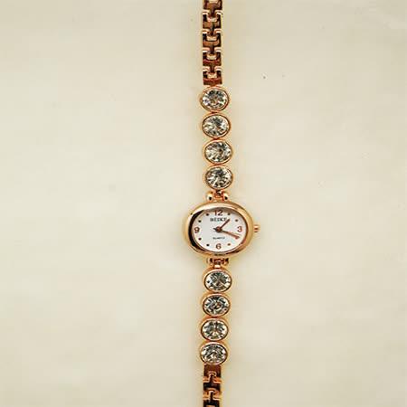花戀飾品淑女鍊錶-大鑽錶
