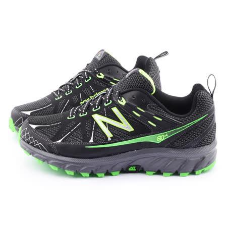 New Balance 男款 超寬楦戶外多用途運動鞋MT610BG4-黑綠