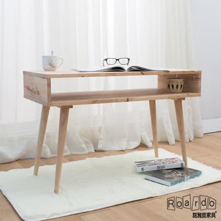 【諾雅度】原生實木3尺置物櫃(中腳/無抽屜)